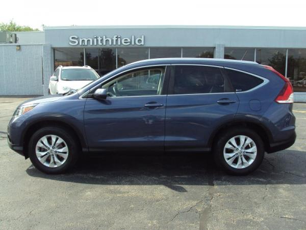 Used 2012 HONDA CR V EXL
