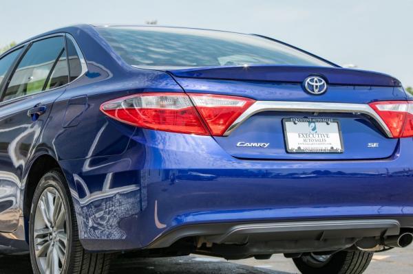 Used 2016 Toyota CAMRY SE SE