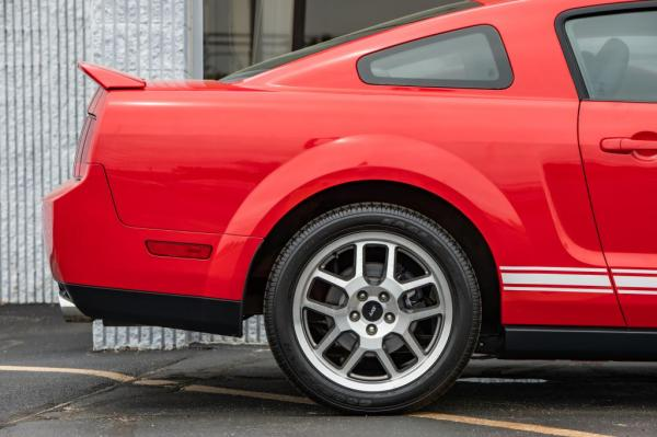 Used 2007 FORD MUSTANG SHELBY SHELBY GT500