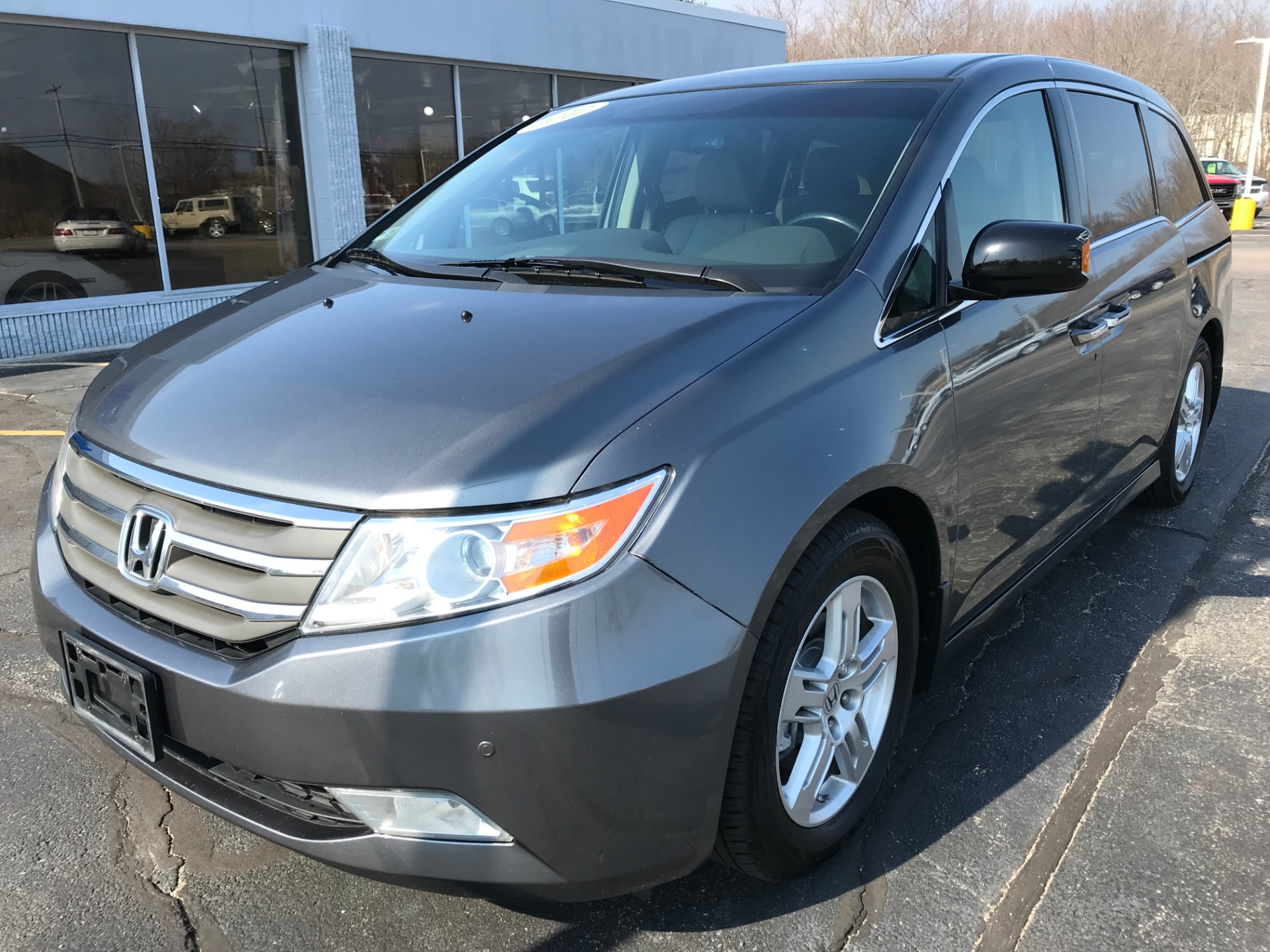 Used 2012 HONDA ODYSSEY TOURING TOURING For Sale ($16,500 ...