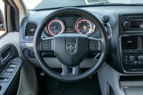 Used 2012 DODGE GRAND CARAVAN S SXT