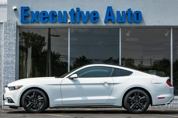 Used 2015 FORD MUSTANG coupe