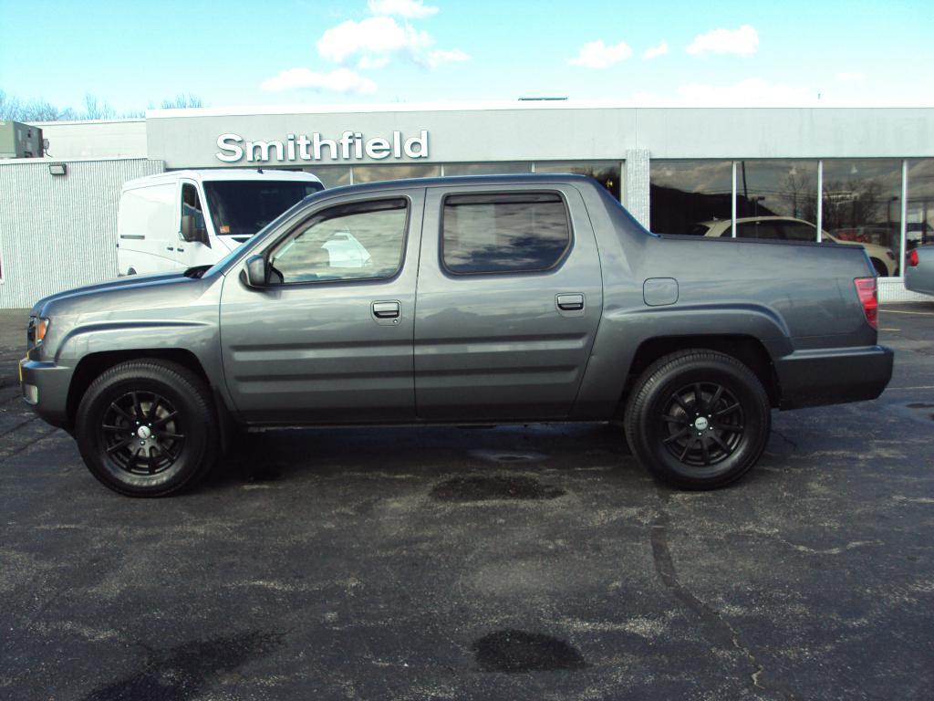 Used 2011 Honda Ridgeline Rtl For Sale 15 495