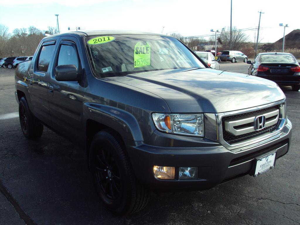 2011 honda ridgeline rtl stock 1551 for sale near smithfield ri ri honda dealer. Black Bedroom Furniture Sets. Home Design Ideas