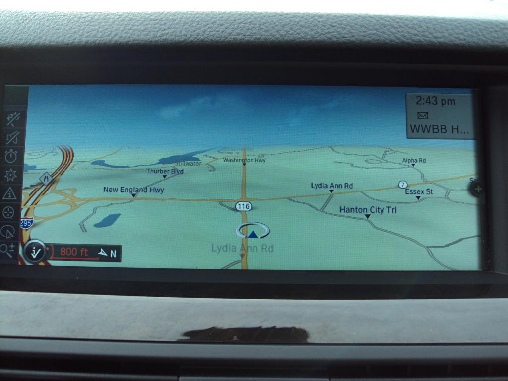 Used-2011-BMW-535-XI-XI