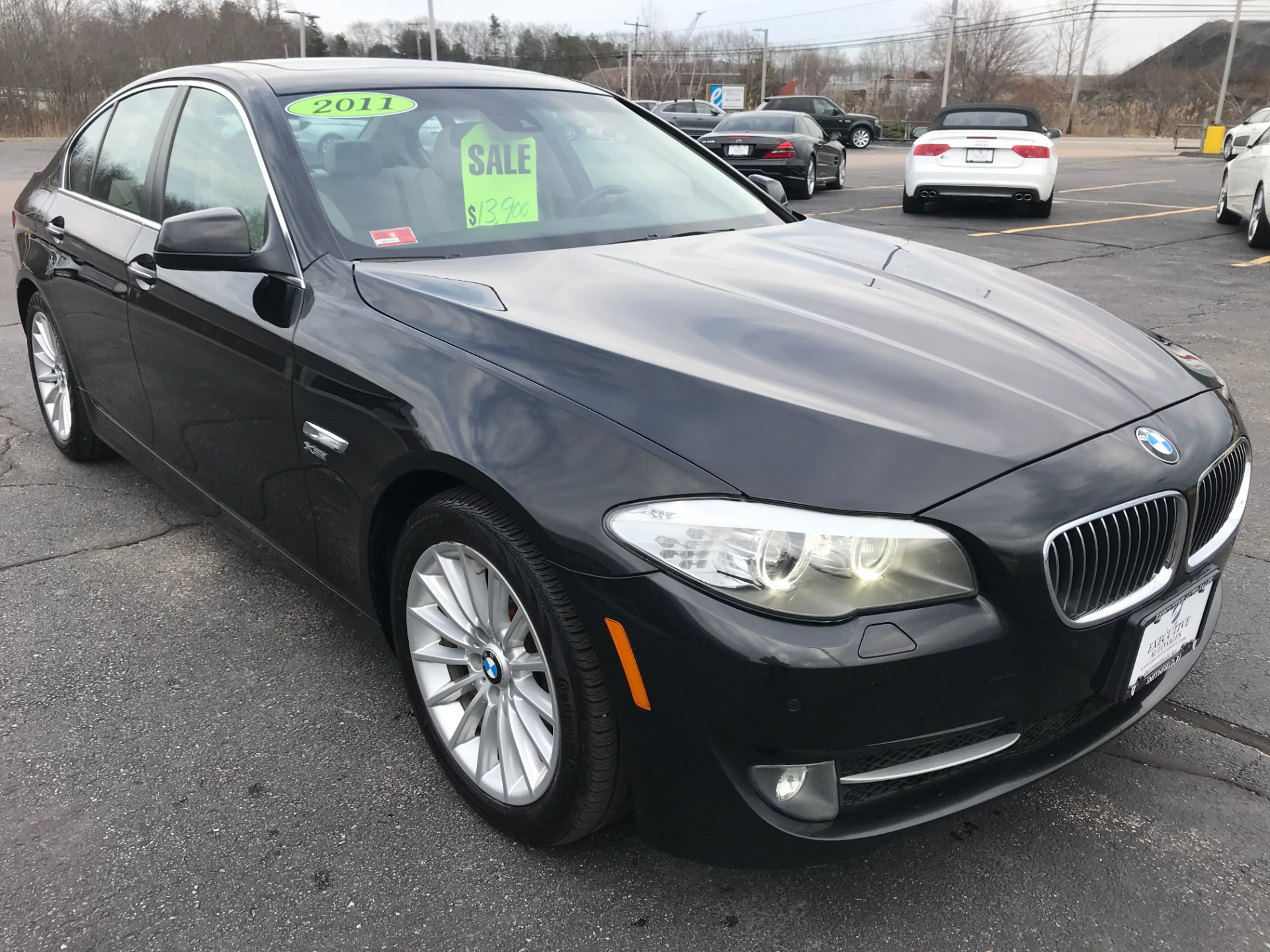 Bmw Xi 2011 Bmw 535 Xi Xi Stock 1549 For Sale Near