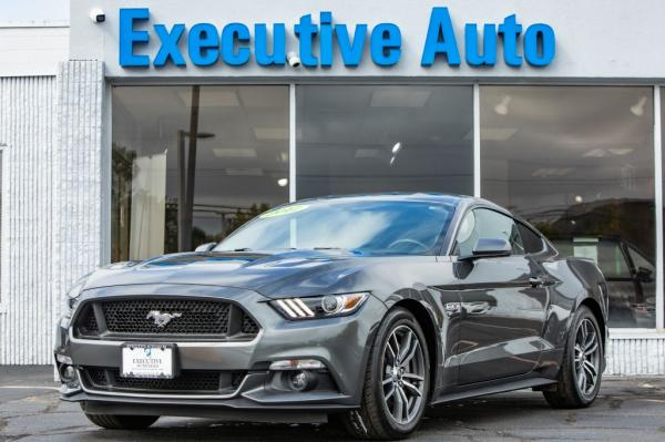 Used 2017 FORD MUSTANG GT GT 50