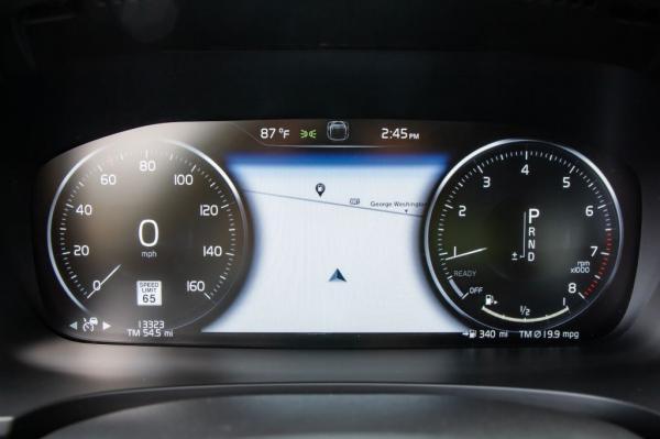Used 2017 VOLVO S90 T5 MOMENTUM