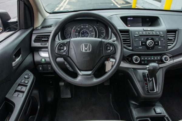 Used 2015 HONDA CR V LX