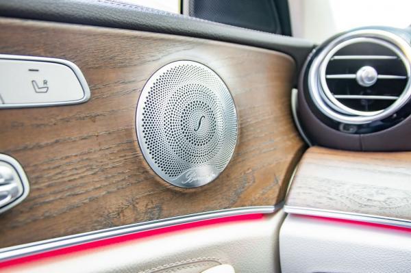 Used 2018 Mercedes Benz E CLASS E300 4M E300 4MATIC