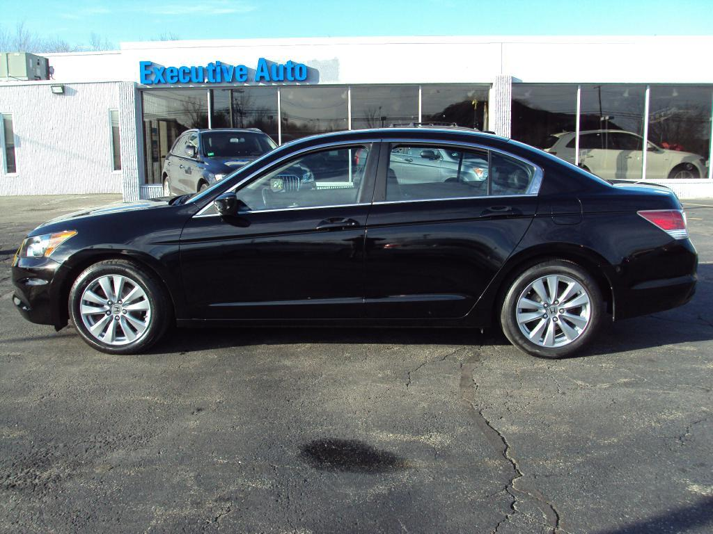 Charming Used 2012 HONDA ACCORD EXL EXL