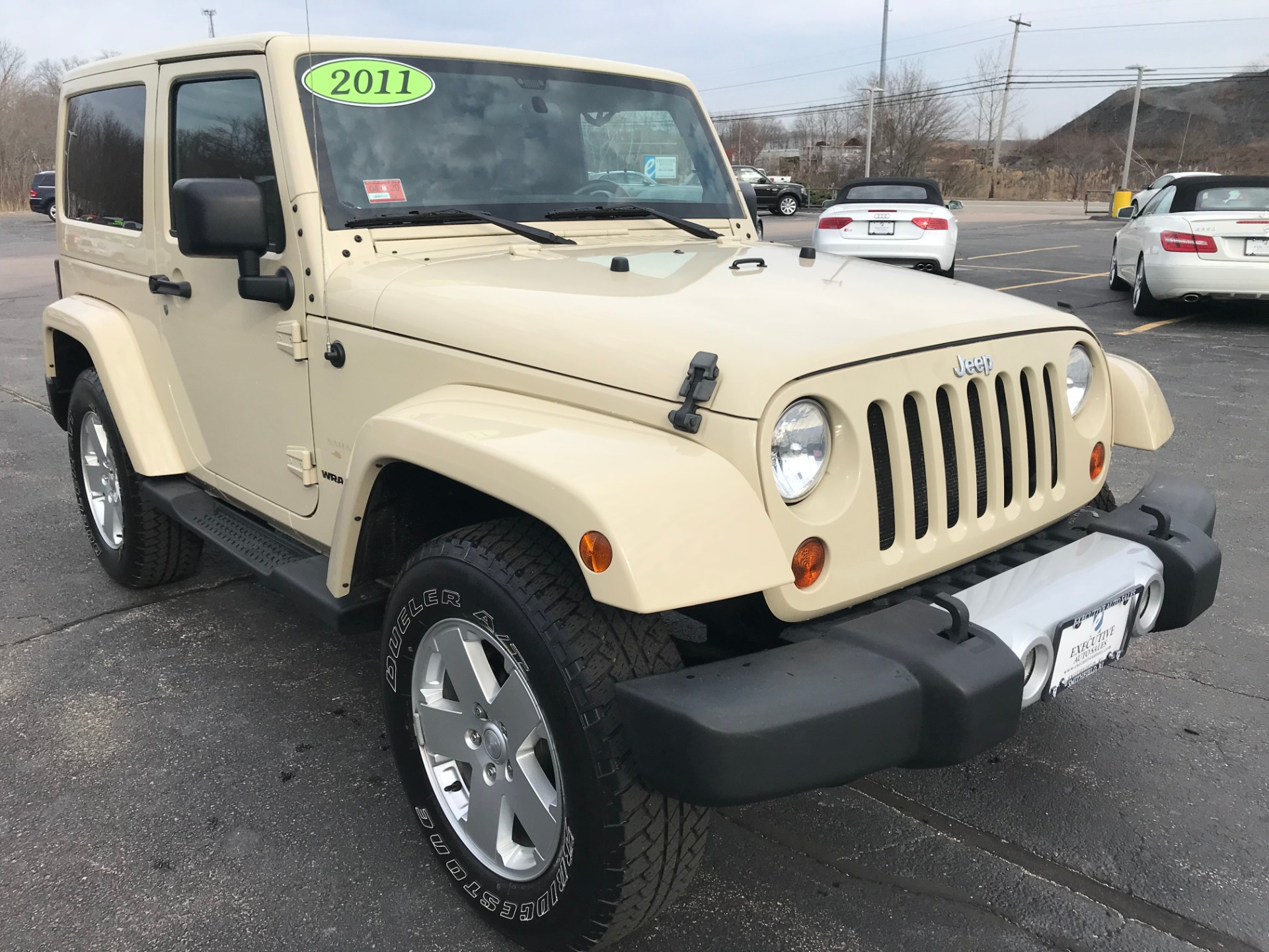 2011 jeep wrangler sahara stock 1571 for sale near smithfield ri ri jeep dealer. Black Bedroom Furniture Sets. Home Design Ideas