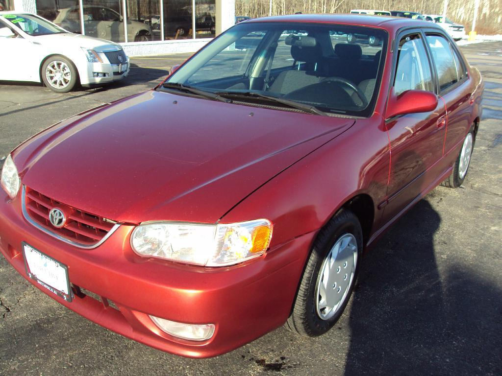 2001 Toyota Corolla S Stock 1420 For Sale Near Smithfield Ri Fuel Filter Used