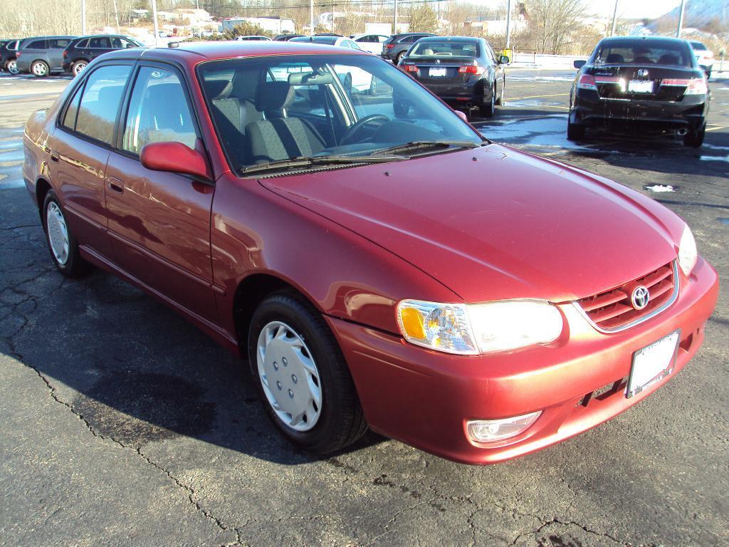2001 Toyota Corolla S Stock 1420 For Sale Near Smithfield Ri Fuel Filter Used