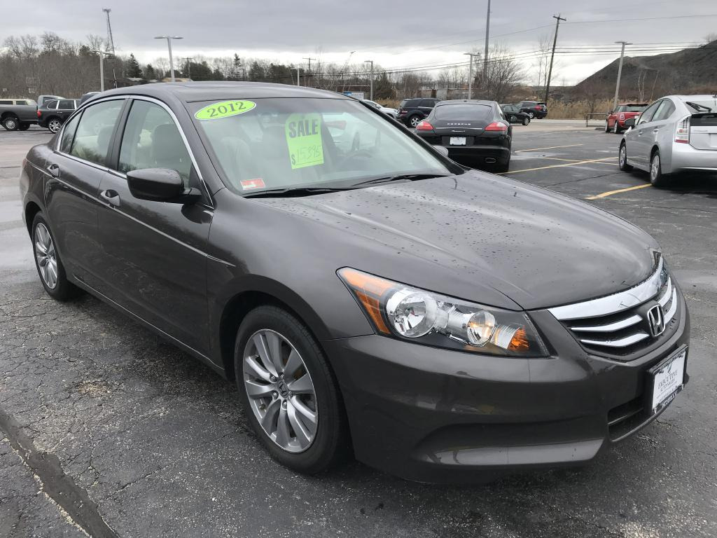 2012 honda accord ex l exl stock 1591 for sale near smithfield ri ri honda dealer. Black Bedroom Furniture Sets. Home Design Ideas