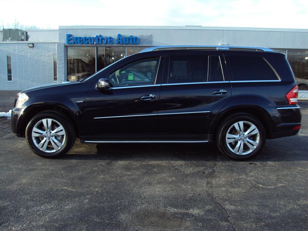 Used 2012 Mercedes Benz Gl 350 Bluetec 350 Bluetec For