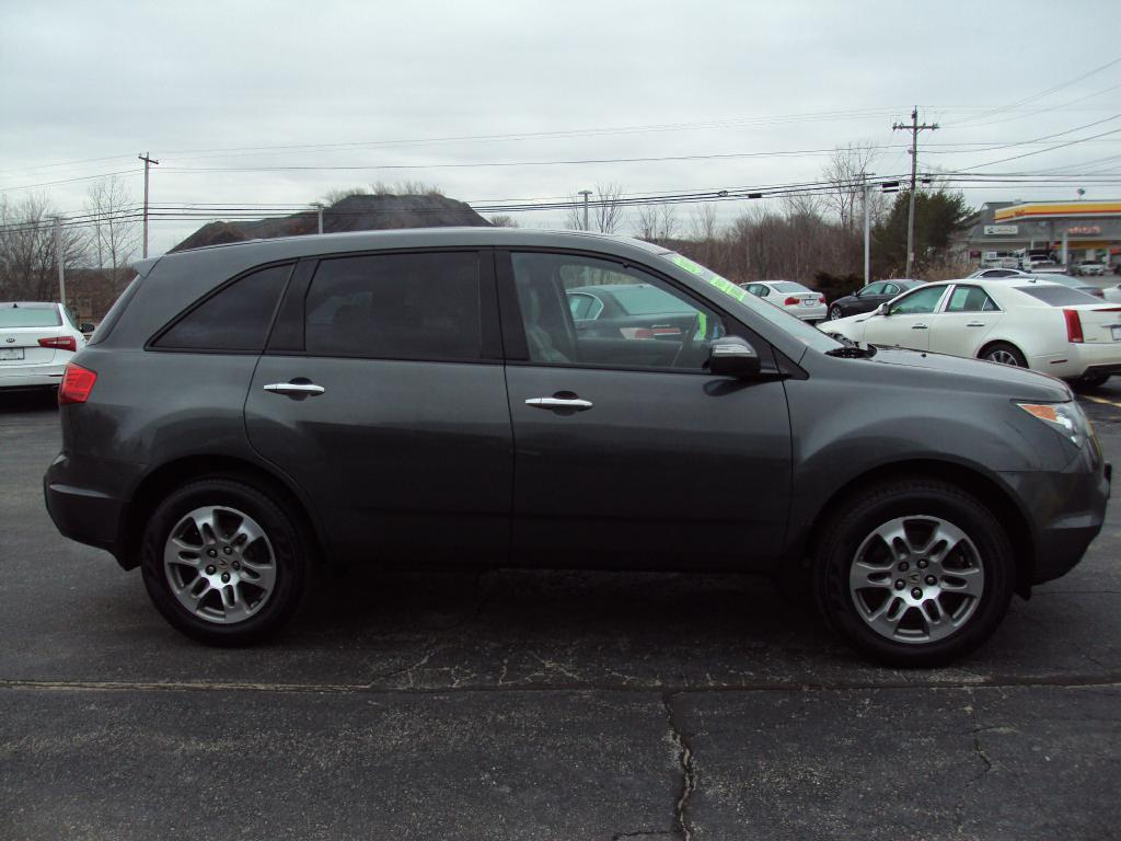 Used 2007 Acura Mdx Tech Technology For Sale 8 950