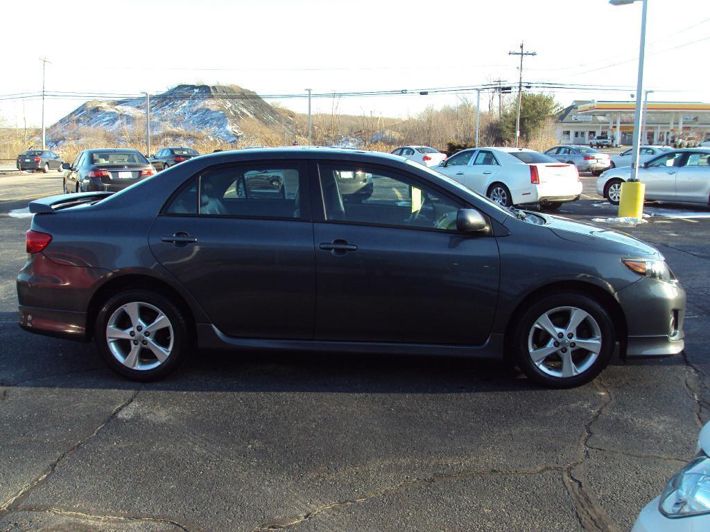 Used 2011 Toyota COROLLA S BASE