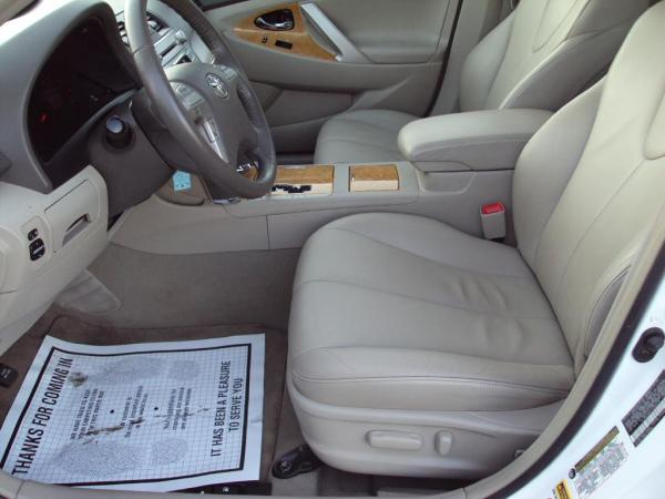 Used 2007 Toyota CAMRY NEW GENER XLE