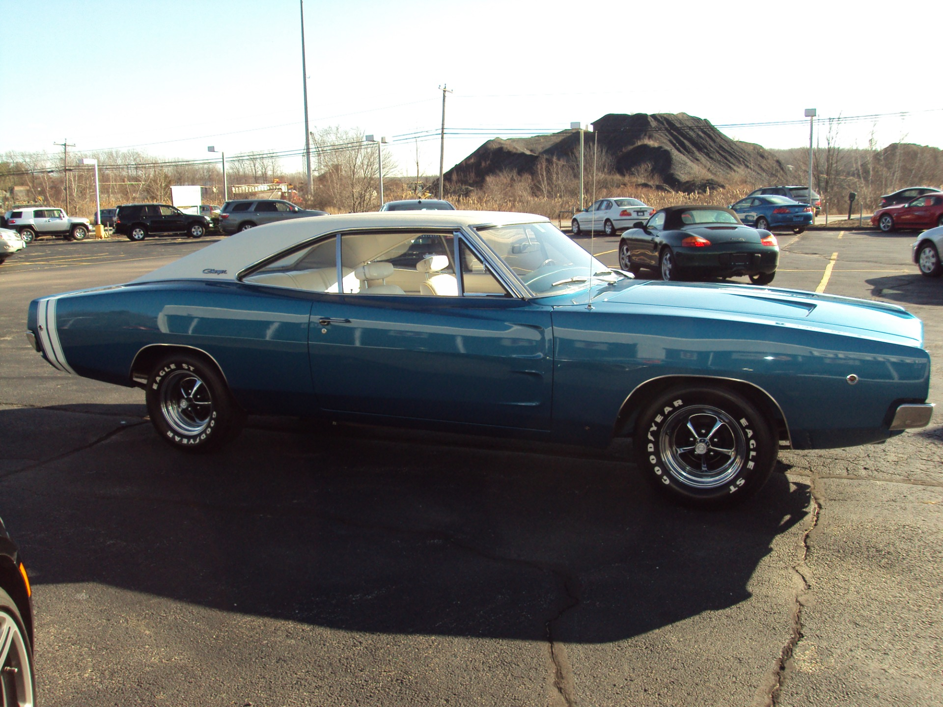 1968 Charger For Sale >> 1968 Dodge Charger RT Stock # JC68RT for sale near Smithfield, RI | RI Dodge Dealer