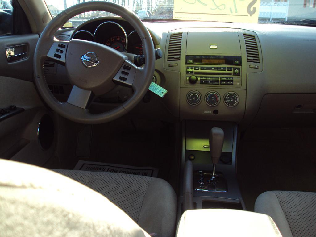 Used 2006 NISSAN ALTIMA S