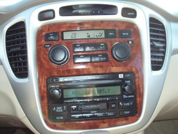 Used 2007 Toyota HIGHLANDER SPORT