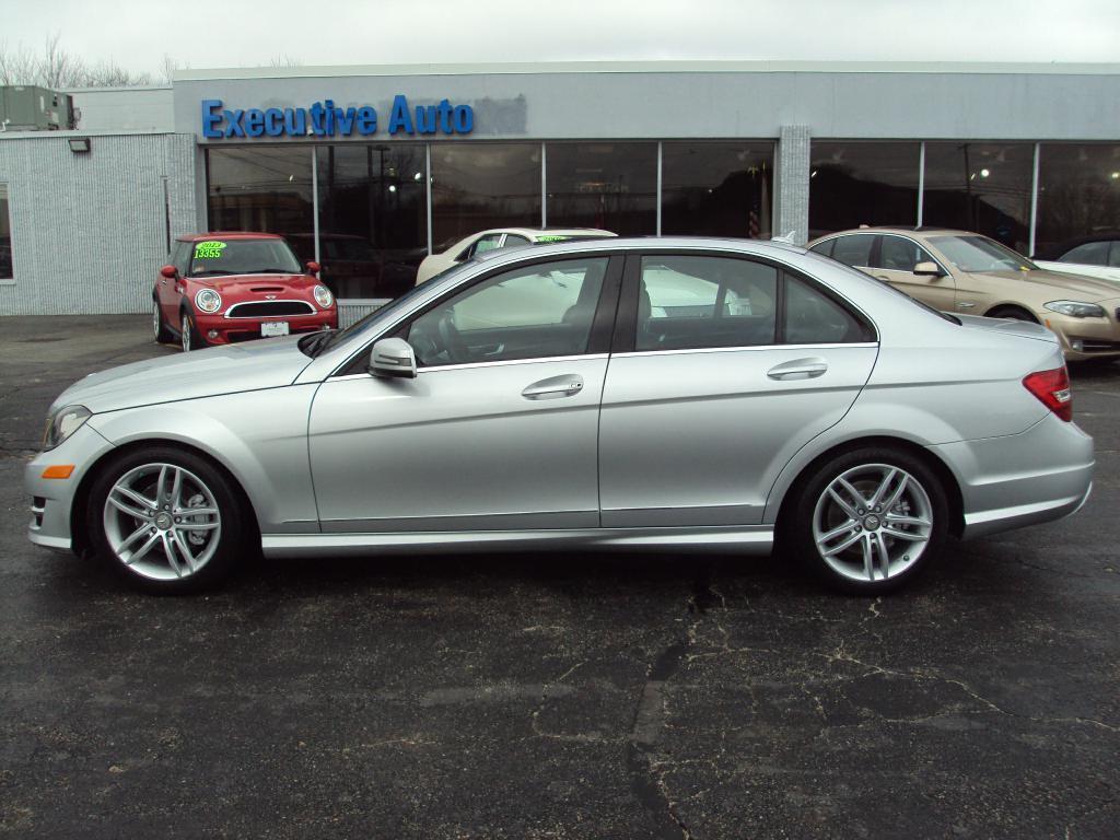 Used 2012 Mercedes Benz C CLASS C300 4MATIC