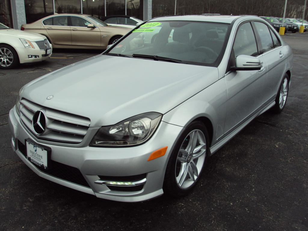 Used 2012 Mercedes-Benz C-CLASS C300 4MATIC For Sale ...