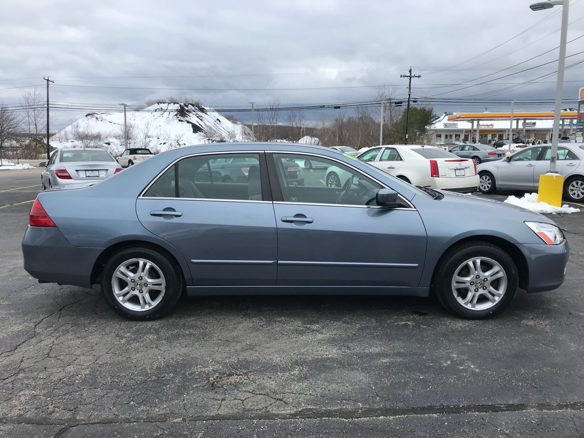 2007 honda accord ex ex stock 1613 for sale near for Honda dealerships in ri