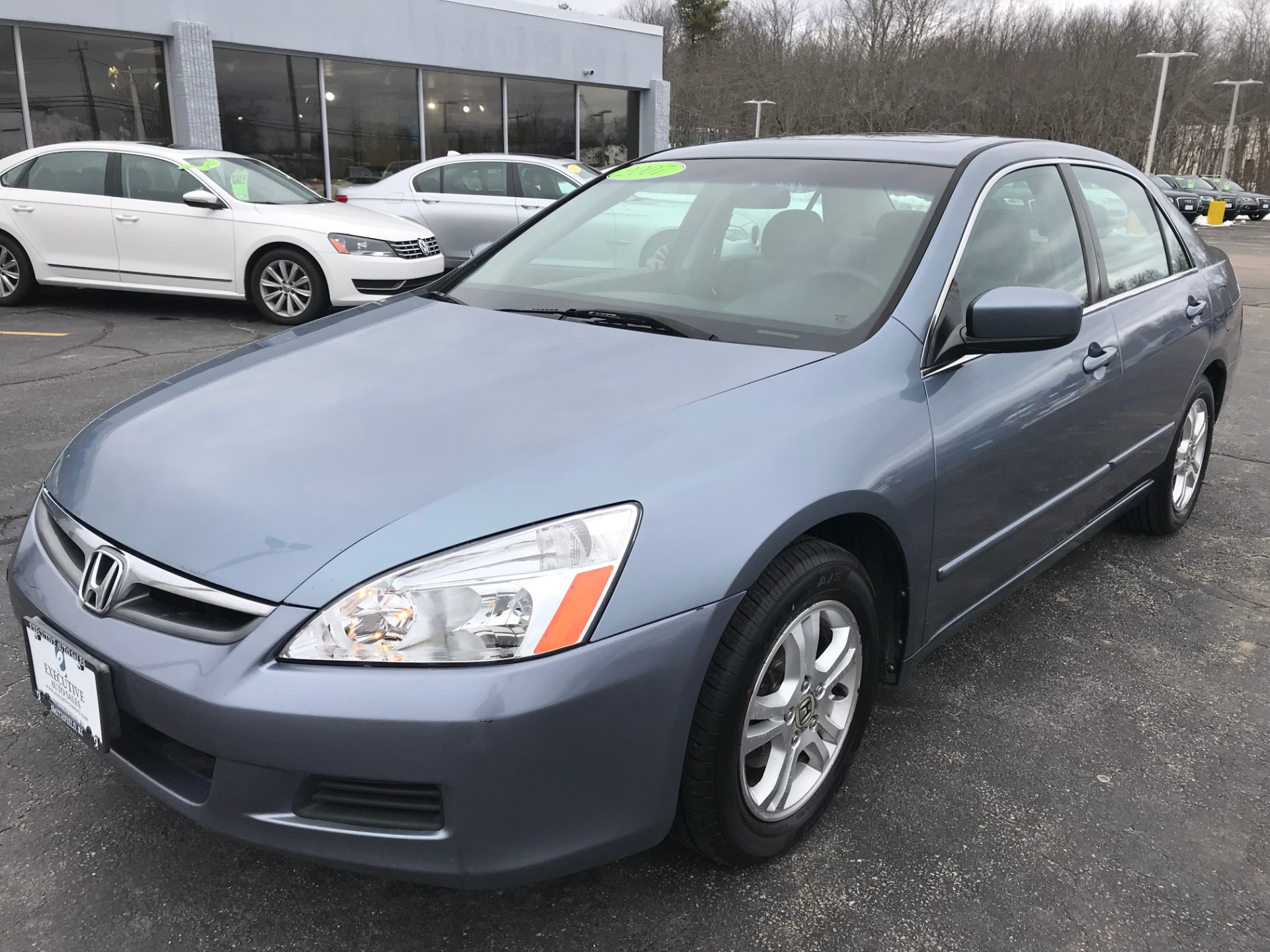 Used 2007 HONDA ACCORD EX EX