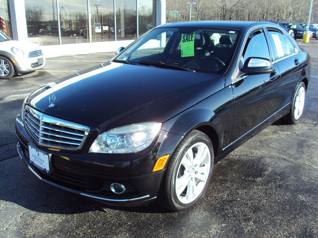 Used 2008 Mercedes-Benz C-CLASS C300 4MATIC For Sale ...