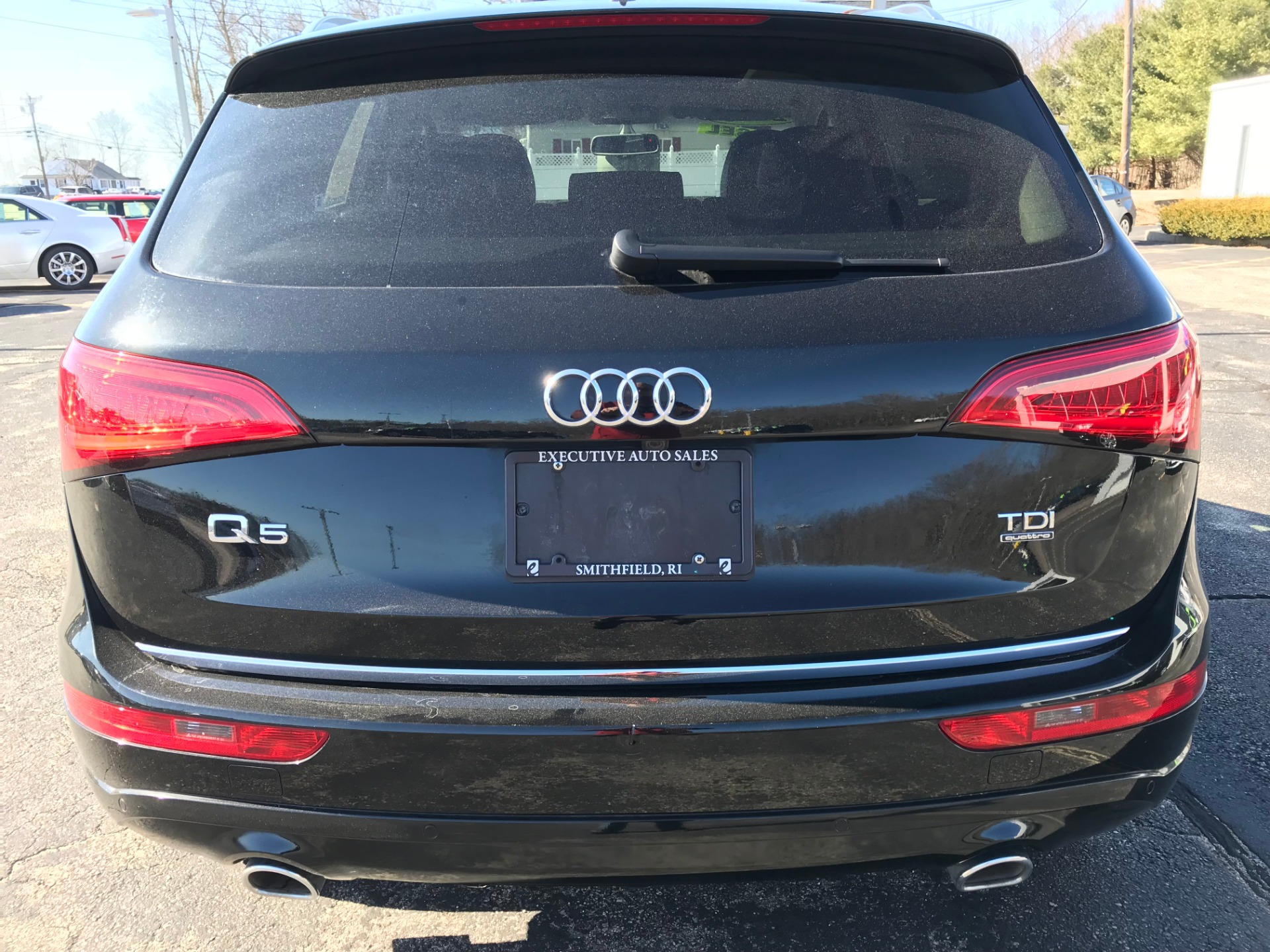 tdi driving road l quattro review created first drive suv audi reviews rapha with test