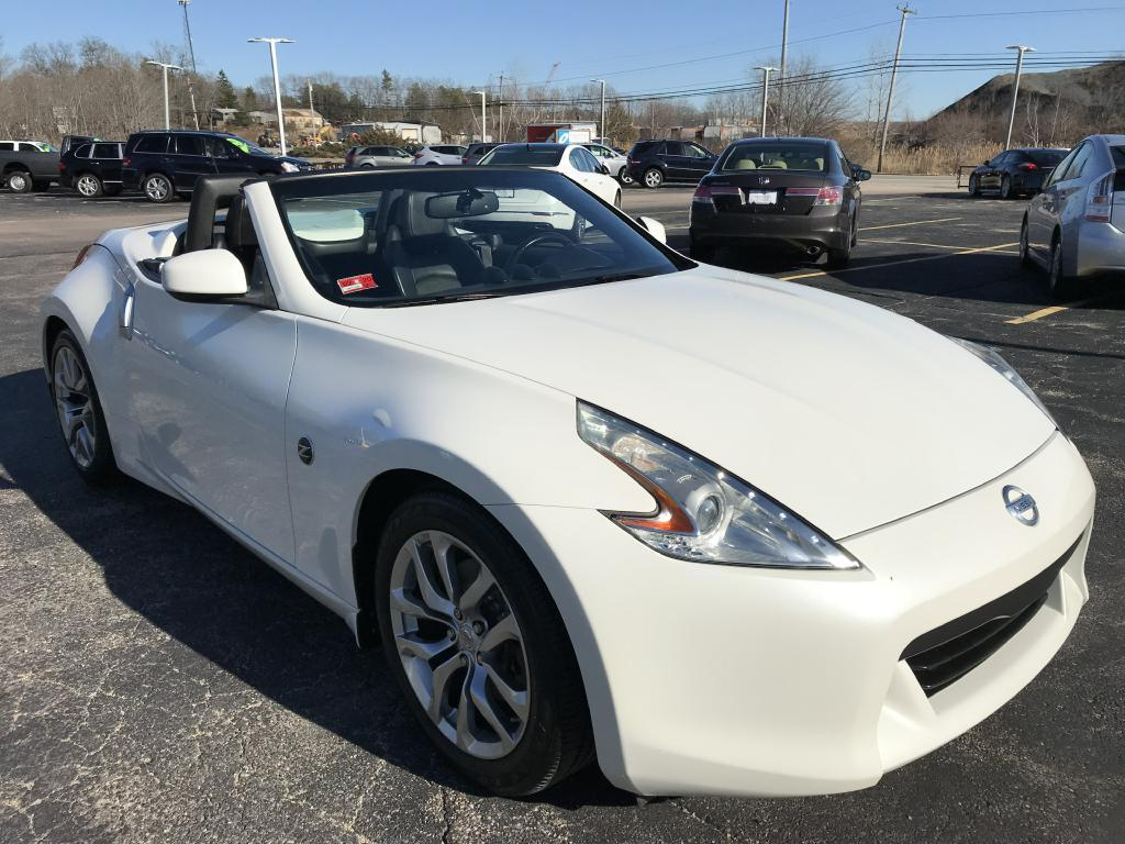 2010 Nissan 370z Touring Touring Roadster Stock 1584 For Sale Near