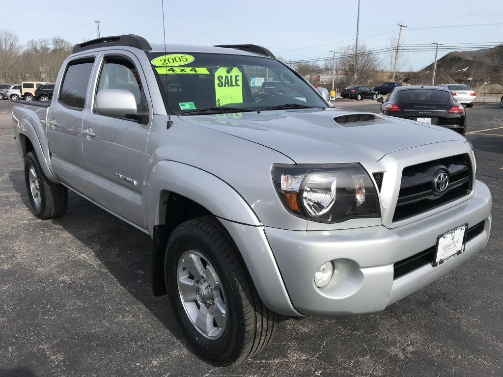 Used 2005 Toyota Tacoma Double Cab For