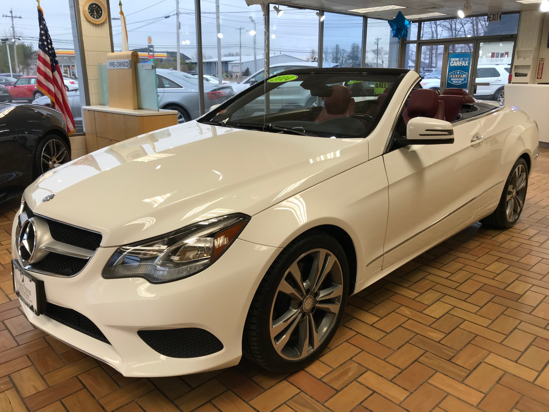 Used-2014-Mercedes-Benz-E-CLASS-E350