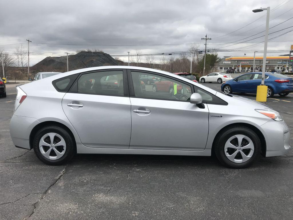 Used Toyota Prius For Sale >> Used 2014 Toyota PRIUS II II For Sale ($13,999 ...