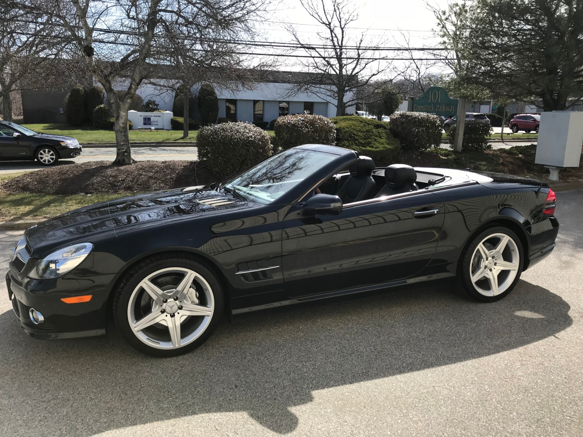 Used 2009 Mercedes Benz Sl550 550