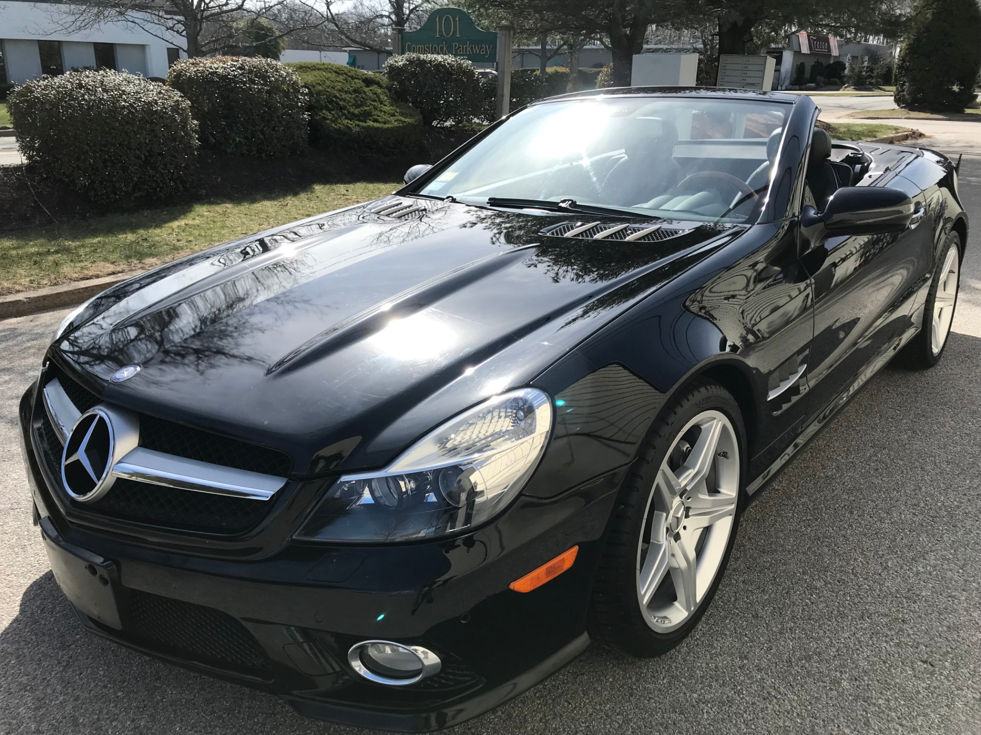Used 2009 Mercedes-Benz SL550 550 For Sale ($27,900 ...