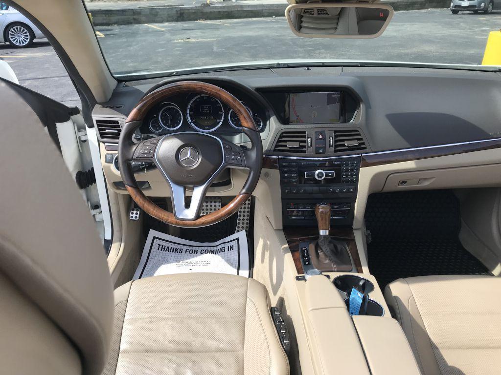 Used 2012 Mercedes Benz E CLASS E350