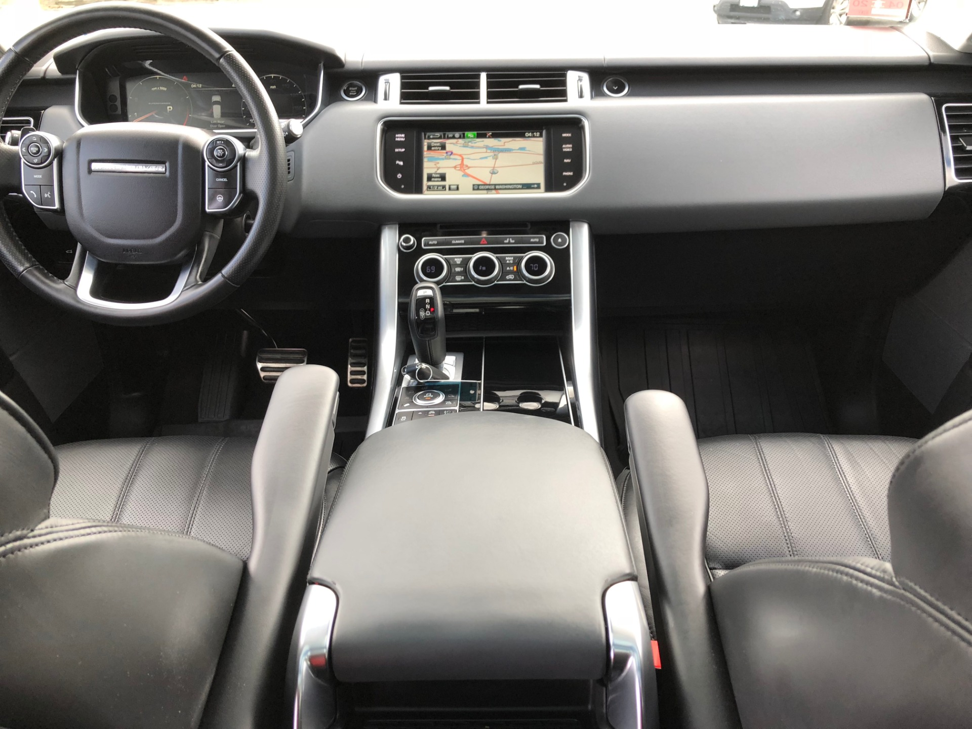2015 Land Rover Range Spo Sc Stock 1640 For Sale Near Heated Windshield Wiring Used