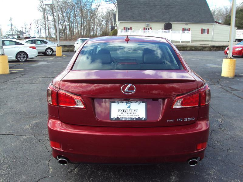 Used 2011 LEXUS IS250 250 Awd