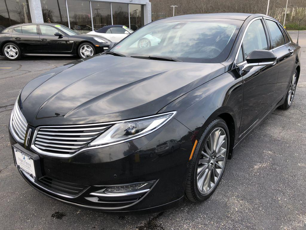 2013 lincoln mkz awd stock 1651 for sale near smithfield. Black Bedroom Furniture Sets. Home Design Ideas