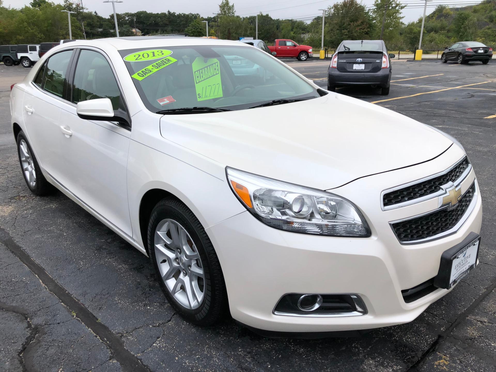 Used 2013 Chevrolet Malibu 2lt 2lt For Sale 10 799