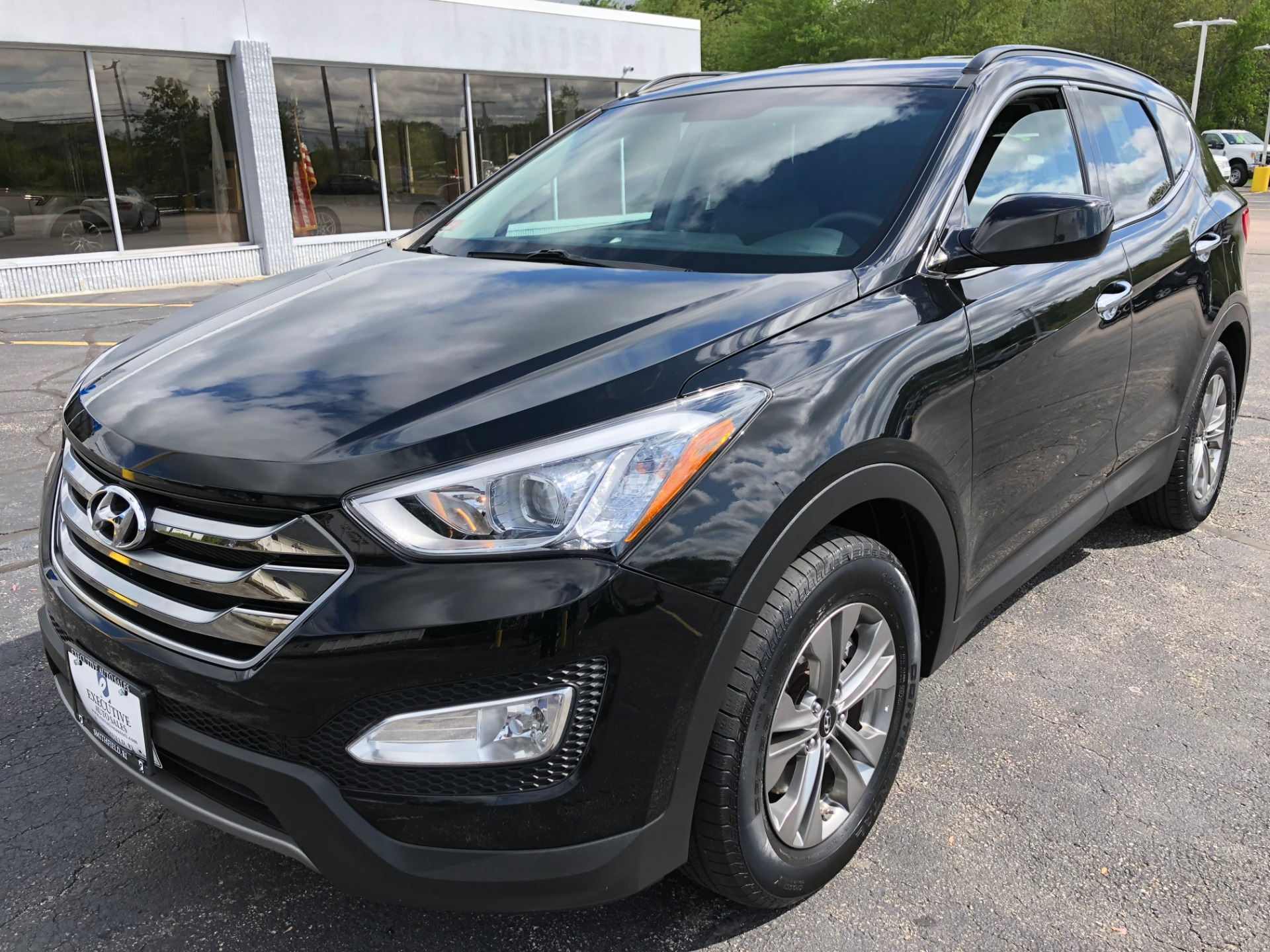 2016 hyundai santa fe sport stock 1664 for sale near smithfield ri ri hyundai dealer. Black Bedroom Furniture Sets. Home Design Ideas