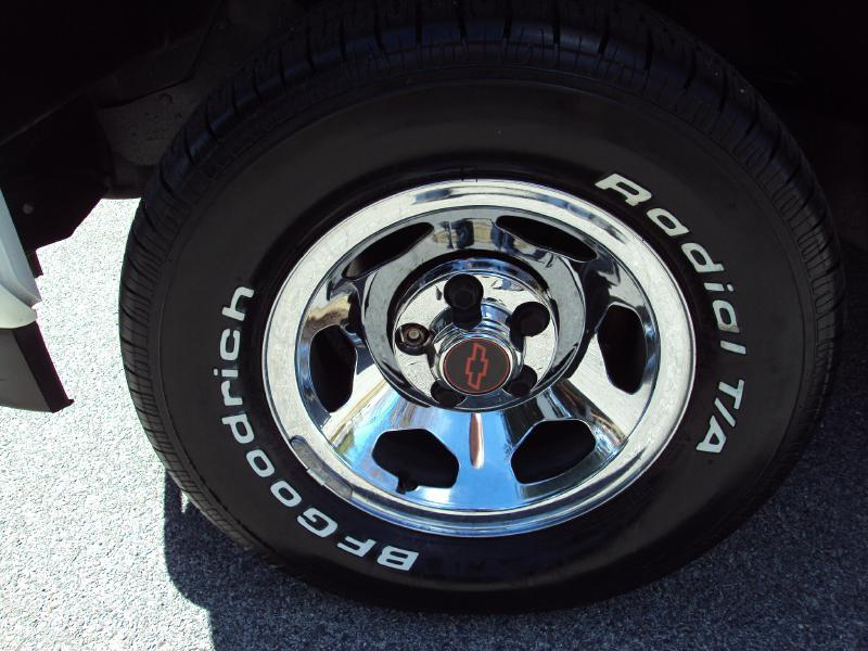Used 1993 CHEVROLET SS 454 C1500 For Sale ($12,999