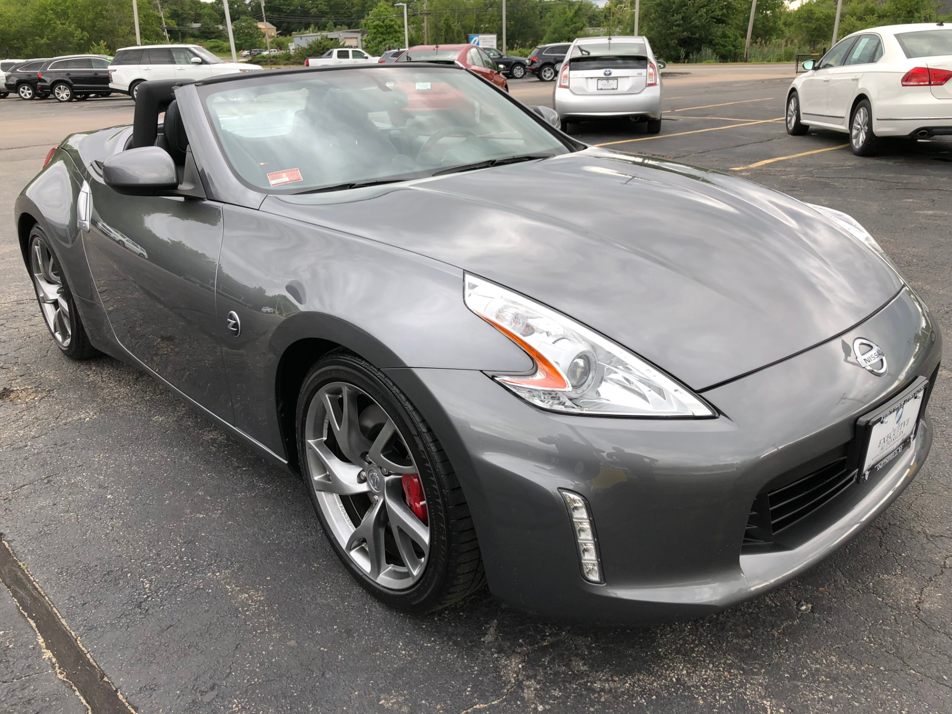 2014 Nissan 370z Touring Sp Sport Stock 1687 For Sale Near Wiring Harness Used