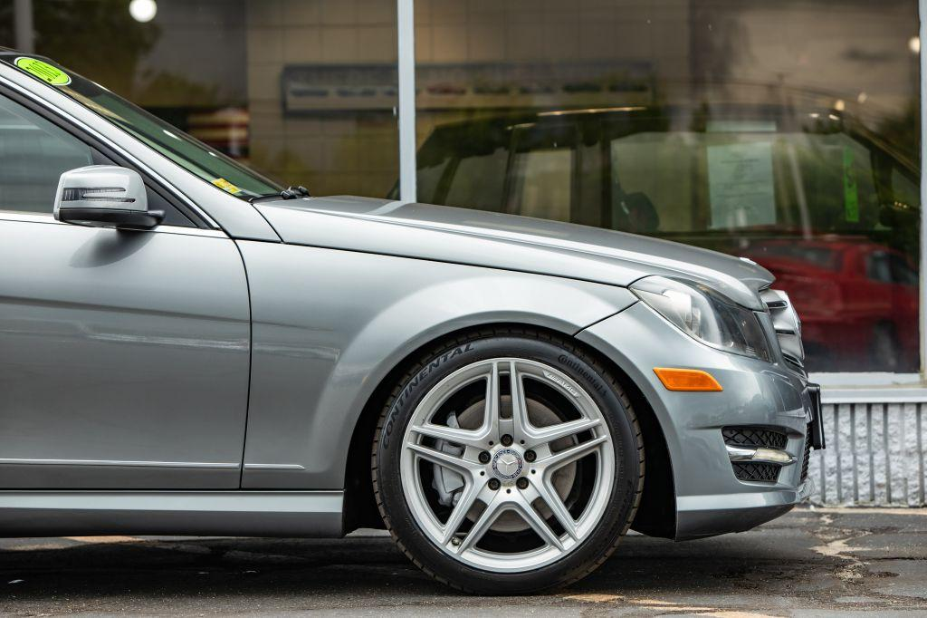 Used 2013 Mercedes-Benz C-CLASS C300 4MATIC For Sale ($15,988