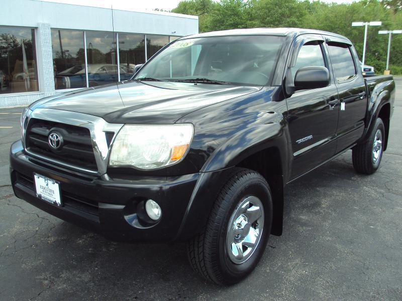 Used 2008 Toyota TACOMA DOUBLE CAB SR5