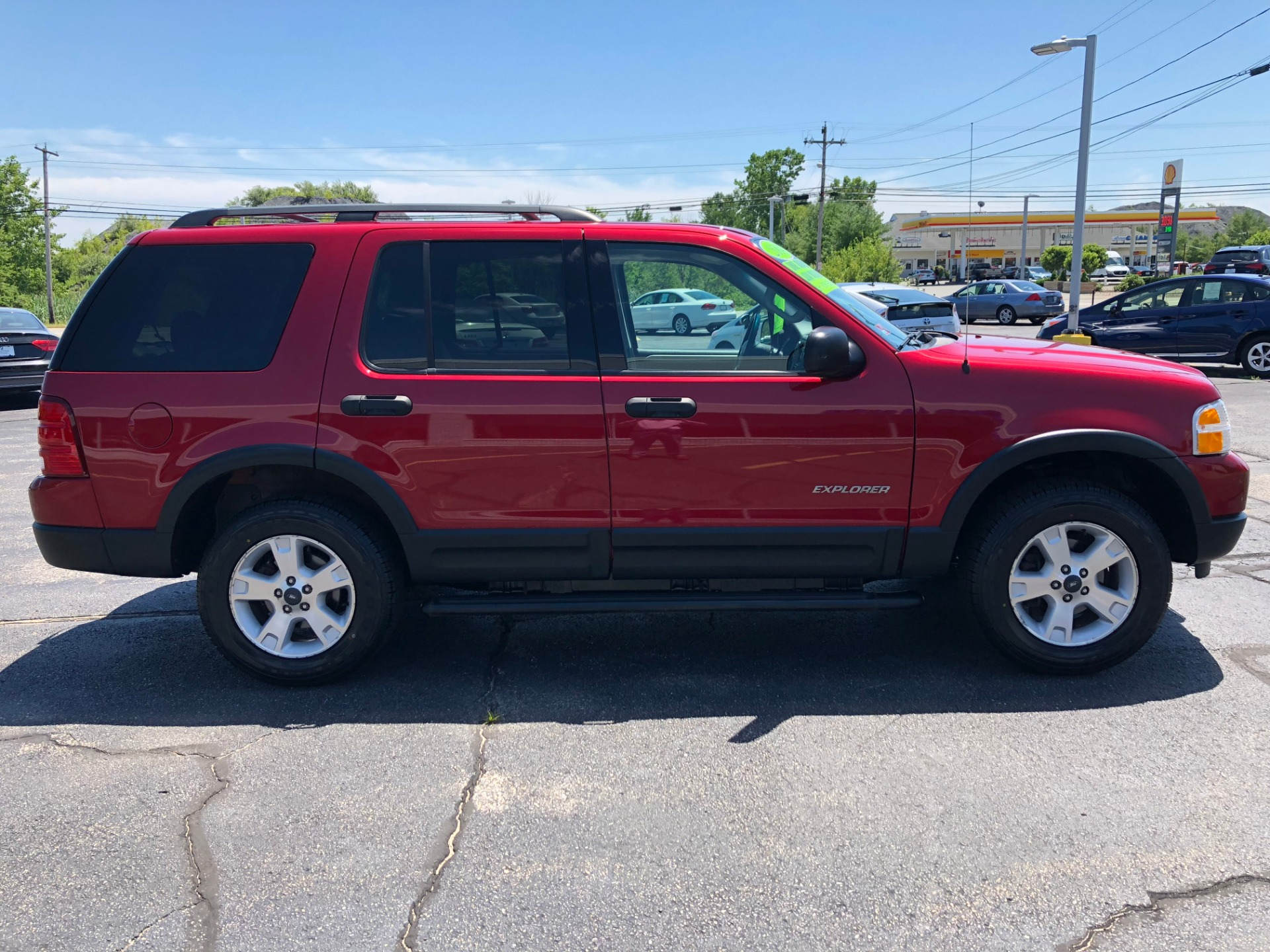 Used 2004 ford explorer xlt
