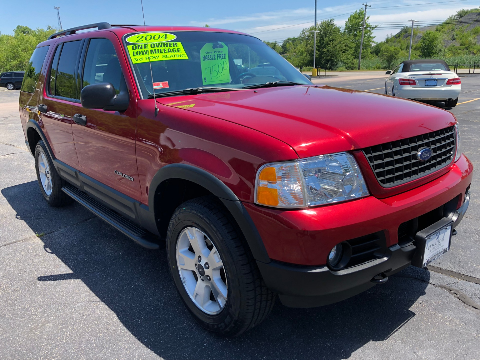 Used 2004 Ford Explorer Xlt For Sale 7 500 Executive Auto Sales